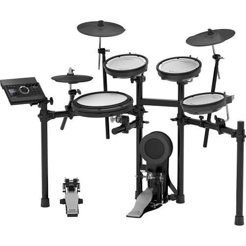 Roland Td-17kv Bateria Electronica 5 Pzs Mesh Heads+stand