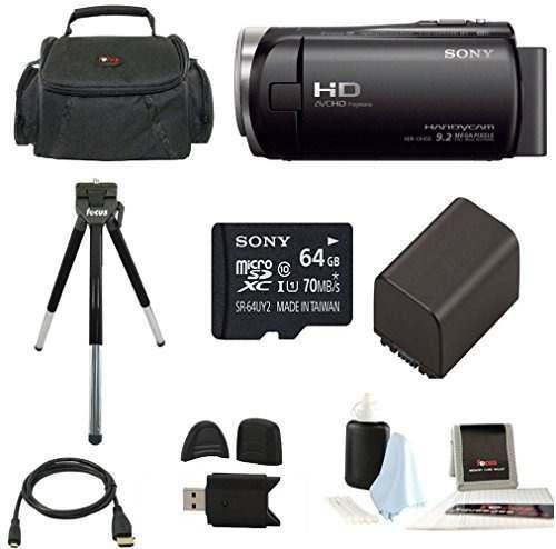 Sony Hdr-cx455 Handycam Videocámara Full Hd 1080p Con