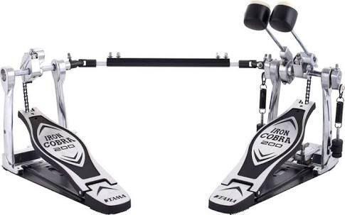 Tama Hp200ptw Pedal Doble Para Batería Envío Gratis!!!