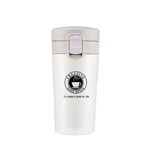 Termo Vaso Coffe Cup Agua Caliente Y Frio 380ml pz