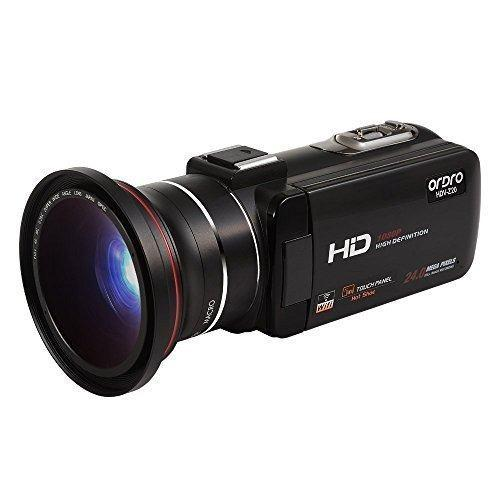 Tiangtech Portable Wifi Full Hd 1080p Hdv-z20 Videocámara