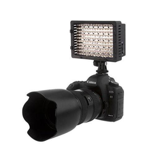 Video Led Lámpara Luz Cámara Videocámara Dv