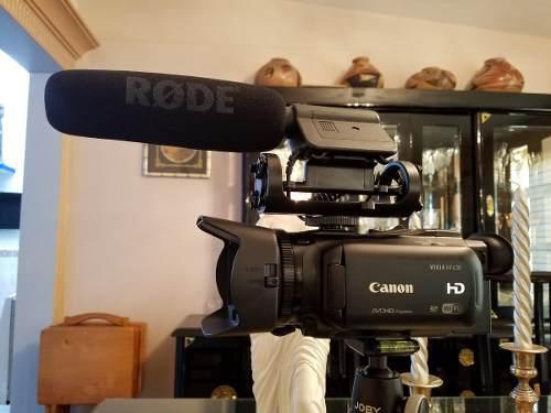 Videocamara Canon Profesional Hf G30 Full Hd Wi Fi