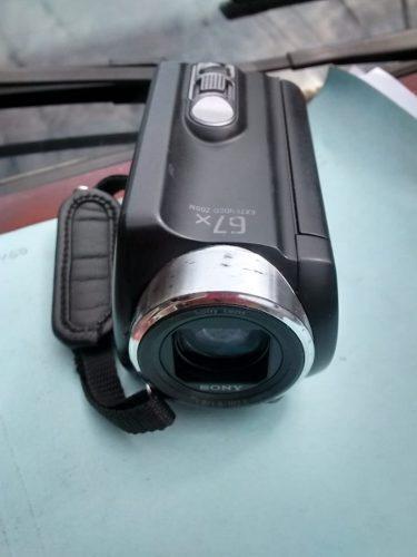 Videocamara Sony Dcr-sr21 De Disco Duro
