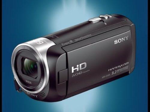 Videocamara Sony Handycam Hdr-cx405 Full Hd
