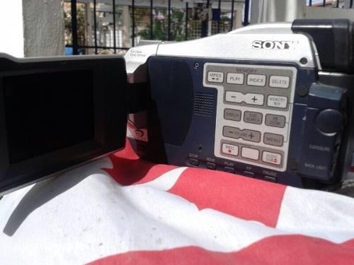 Videocamara Sony Minidv