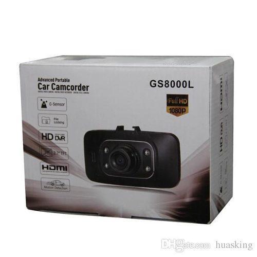 Videocámara Gs8000l Para Automóvil