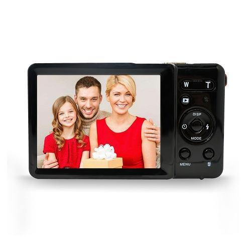 Videocámara Hd Mini Cámara Digital Negro D5172b
