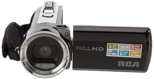 Videocámara Rca Ez-5162bk 5 Megapíxeles Full Hd 2.7