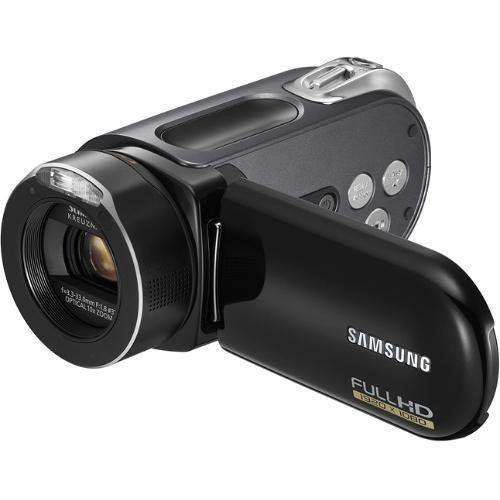 Videocámara Samsung Fhd 1080p Ssd 32 Gb