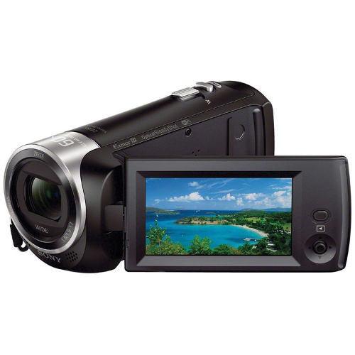 Videocámara Sony Handycam Hdr-cx440 Sensor Fhd Cmos Exmor R