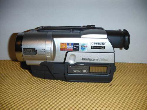 Videocámara Sony Handycam Hi8 Ccd-trv-308 Con Nightshot (01