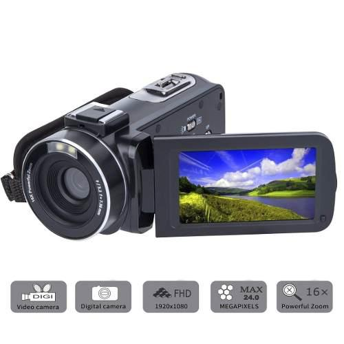 Videocámara Sosun Hd 1080p 24.0mp 15fps Lcd 270 16x