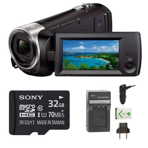 Videocámaras,videocámara Sony Grabación De Vídeo Hd