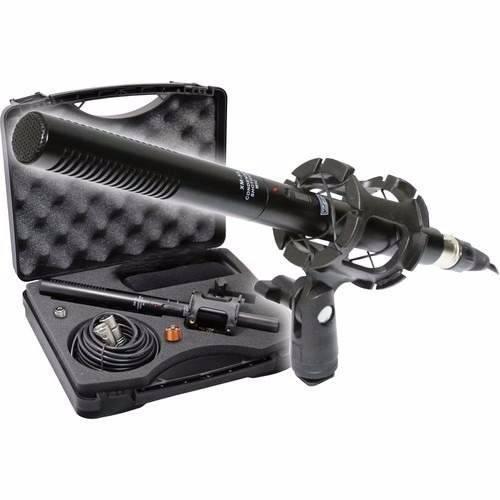 Vidpro Kit De Micrófono Shotgun Para Videocámaras Xm-55