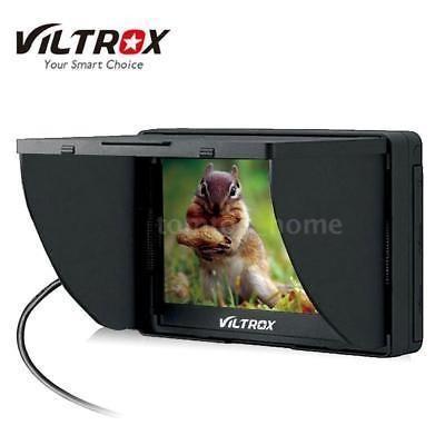 Viltrox 5 Hd Lcd Cámara Videocámara Dv Campo Monitor