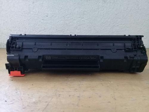 Cartucho Original De Toner Negro Hp 85a Laserjet Ce285a