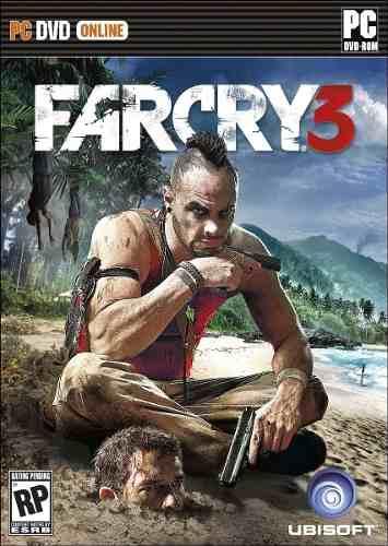 Far Cry 3 Pc Juego Pc Nuevo Y Sellado Envio Incluido