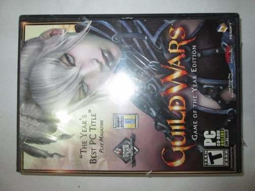 Guild Wars Edición Juego Del Año