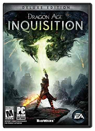 Juegos,dragon Age Inquisition - Deluxe Edition - Pc
