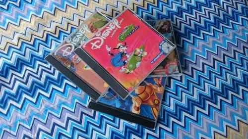 Lote Juegos Disney - Pc