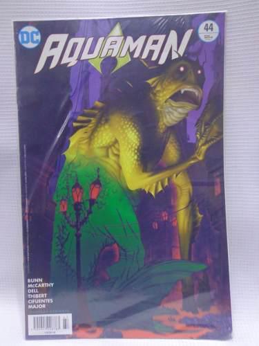 Aquaman Vol.44 Variante Dc Comic´s Televisa 2016