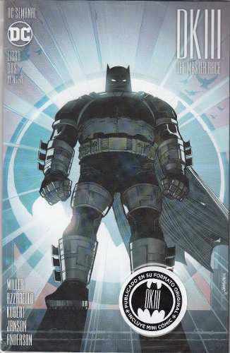 Comic Batman: The Dk3 Tomo 2 Master Race Nuevo En Español