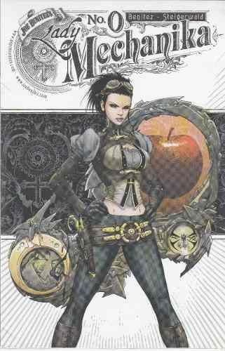 Comic Lady Mechanika 6 Tomos 00 - 05 Saga Completa Aprovecha