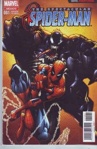 Comic Lote Spectacular Spider-man 13 Tomos Español Televisa