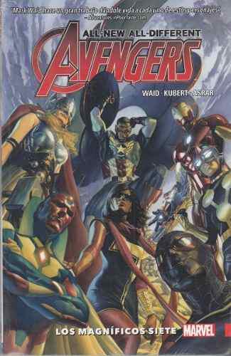 Comic Marvel Avengers Volumen 1 Los Magnificos Siete
