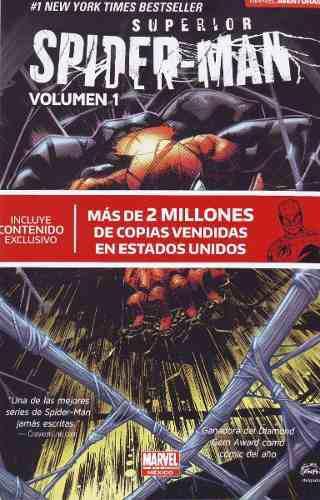 Comic Marvel Superior Spider-man Tomo 1 Español Nuevo