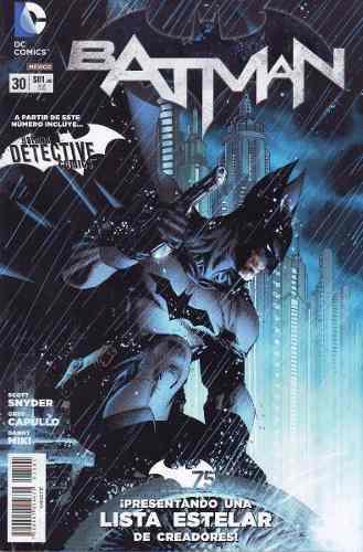 Comic New 52 Batman # 30 Edición Especial Hay Variantes
