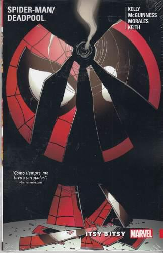 Comic Spider-man / Deadpool Volumen 3 Itsy Bitsy Nuevo Sella