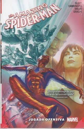 Comic The Amazing Spider-man Vol. 3 Jugada Ofensiva Sellado