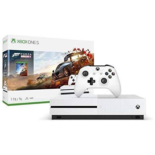 Consola Xbox One S 1 Tb + Forza Horizon 4 + Gears Of War 4