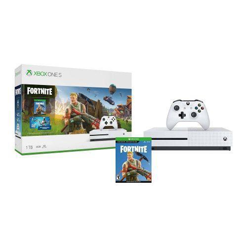 Consola Xbox One S 1tb Fornite Nuevos Y Sellados Facturamos