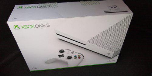 Consola Xbox One S De Linea Seminueva 1tb Entrega Personal