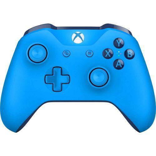 Control Inalambrico Original Xbox One Azul (en D3 Gamers)