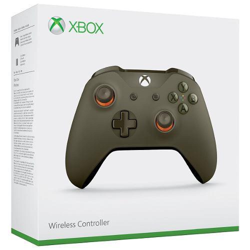 Control Inalámbrico Bluetooth Xbox One S Verde/naranja