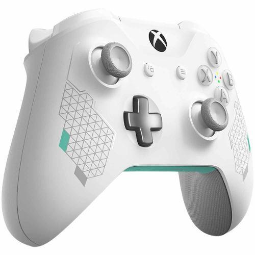 Control Inalámbrico Sport White Para Xbox One Start Games