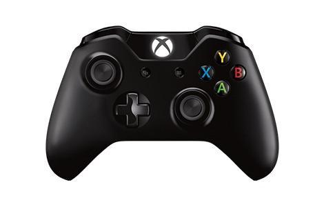 Control Xbox One Original Inalámbrico Negro