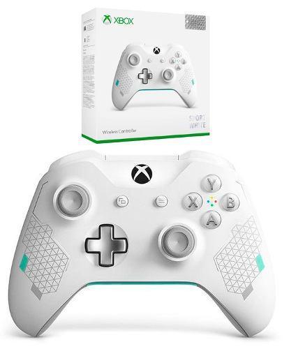 Control Xbox One S Sport White Edit Bluetooth Original Msi !