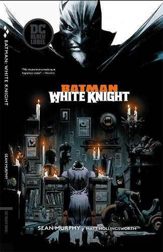 Dc Comics, Batman, White Knight, Deluxe, Español