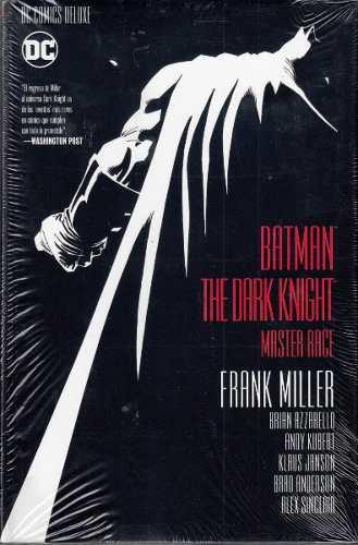 Dc Comics Deluxe Batman The Dark Knight Master Race Frank