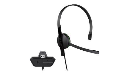 Diadema Headset Para Xbox One Original Microsoft