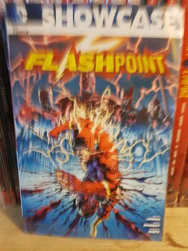 Flashpoint Showcase Historia Completa En Español Televisa
