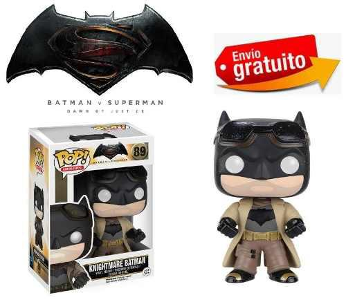Funko Pop! Dc Comics Batman Vs Superman Knightmare Gabardina
