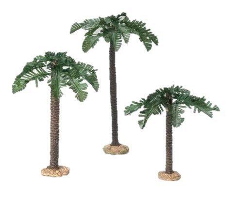 Juego De 3 Piezas Palm Tree Single Trunk 5