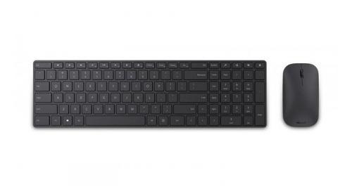 Kit De Teclado Y Mouse Microsoft Designer - Bluetooth - Negr