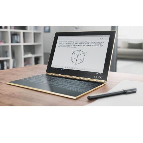 Lenovo Yoga Book Yb1-x90f 10.1 Ram 4g Oro Android 6 64gb